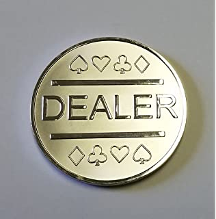 Amazon.com: MRC Poker pintado a mano Poker Card Guard ...