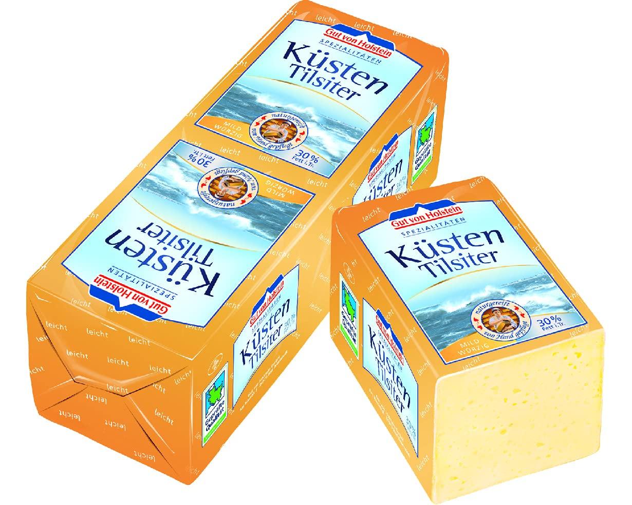 Tilsiter Käse GvH Küstentilsiter 30% Fett 500G