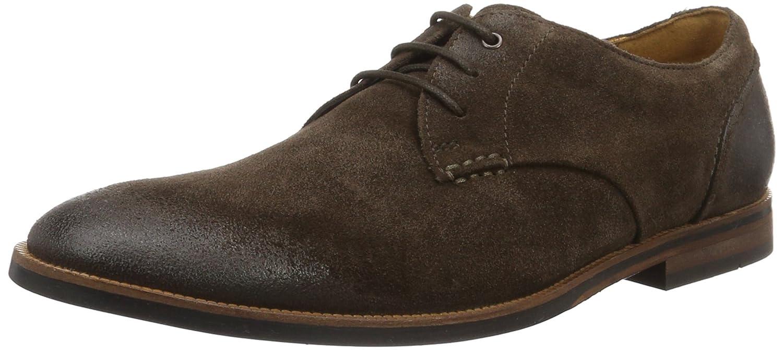 TALLA 41.5 EU. Clarks Broyd Walk, Zapatos de Cordones Derby para Hombre
