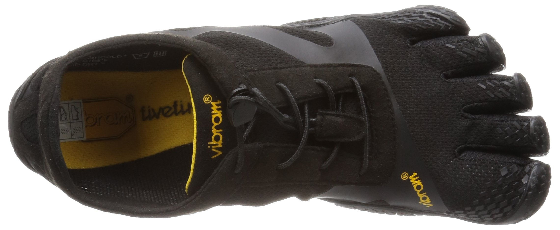 Vibram Men's KSO EVO Cross Training Shoe,Black,41 EU/8.5-9.0 M US by Vibram (Image #11)