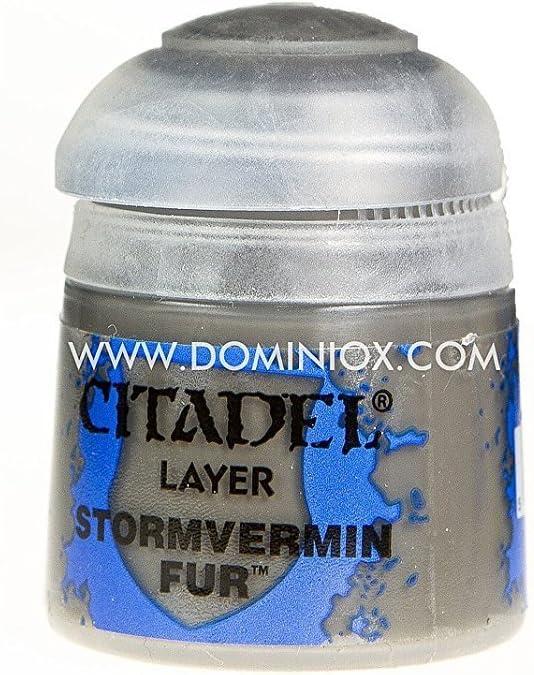 Citadel Layer: Stormvermin Fur by Games Workshop: Amazon.es: Juguetes y juegos