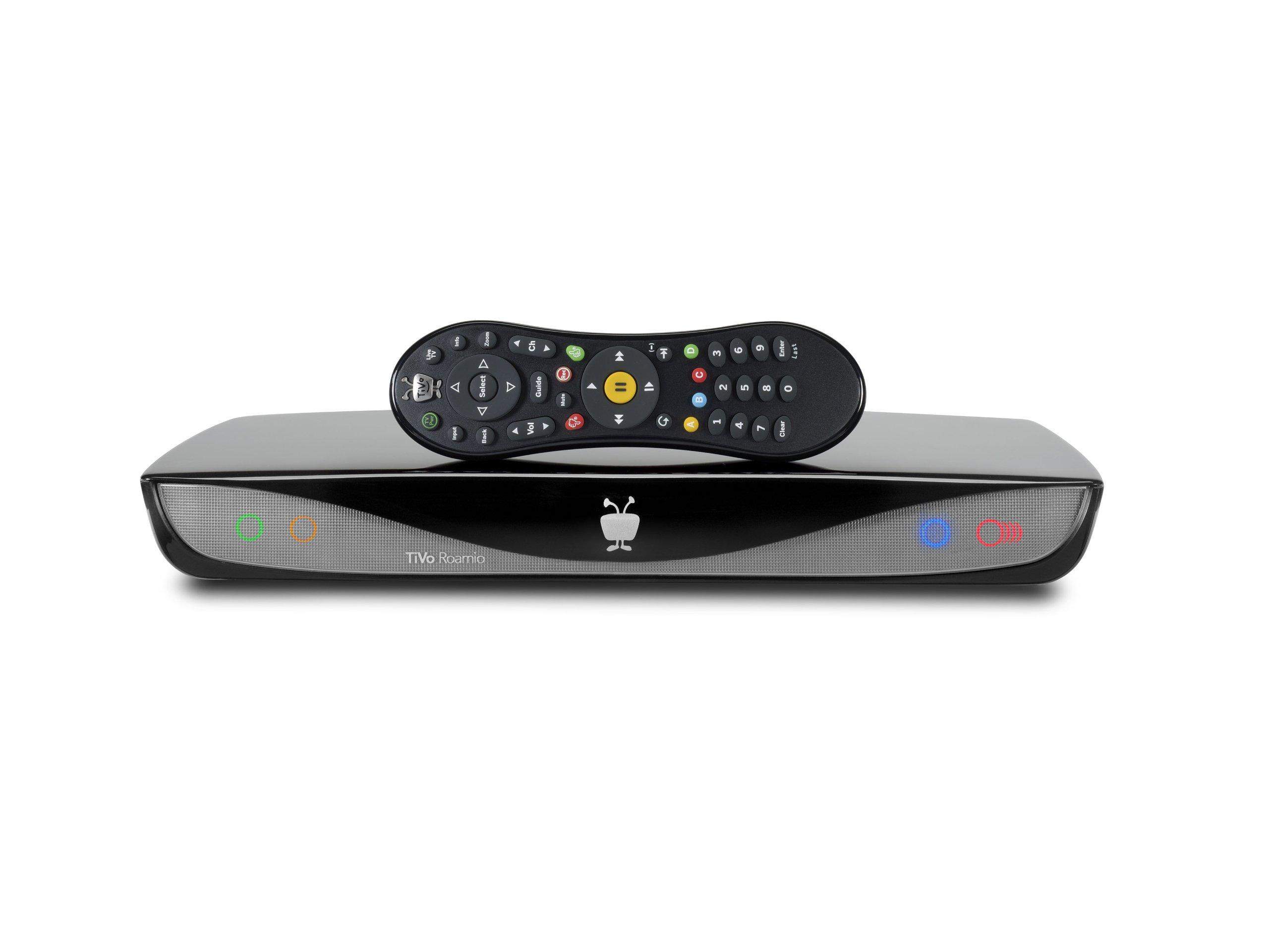 Digital Video Recorder And Streaming Media TiVo BOLT 500 GB DVR