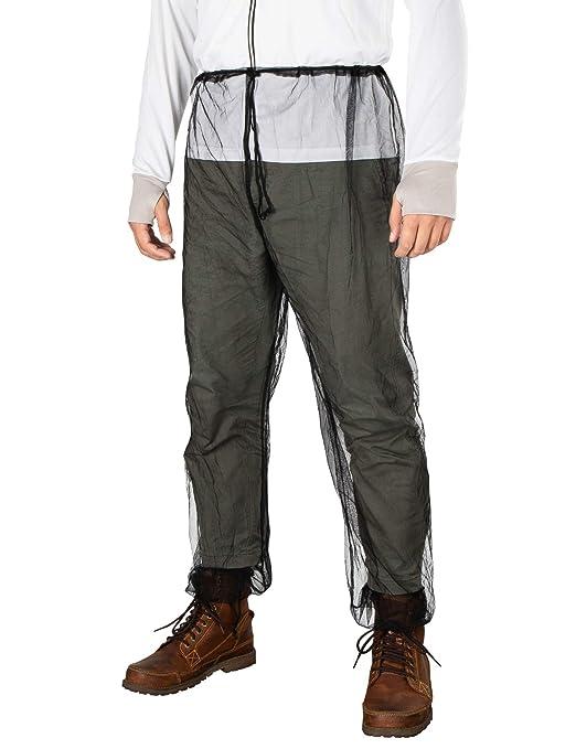 Pantalones antimosquitos FitsT4, repelentes de Insectos, Ideales ...