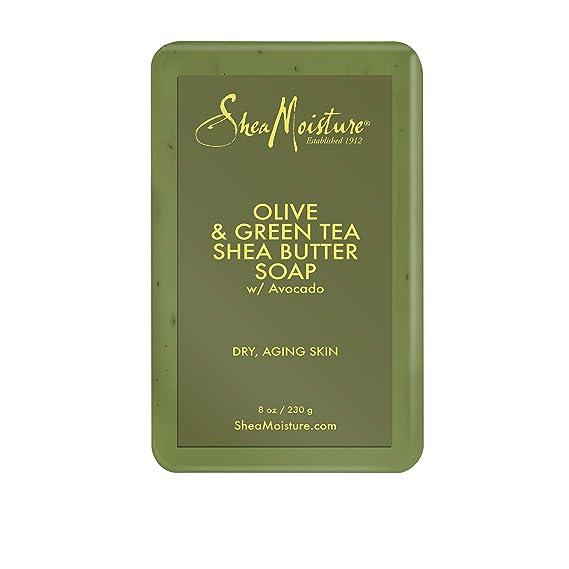 [SheaMoisture] Olive and Green Tea Shea Butter Soap
