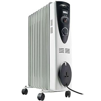 Evila GS2858 Radiador de aceite 9 elementos 2000W