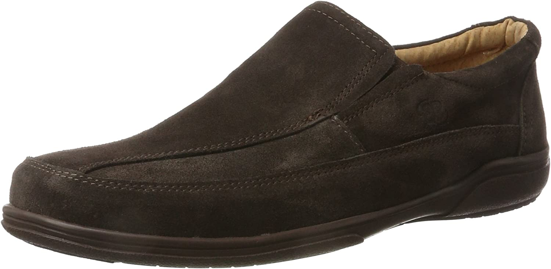 Max 44% OFF Bruetting Men's Loafers 11 Austin Mall Brown US