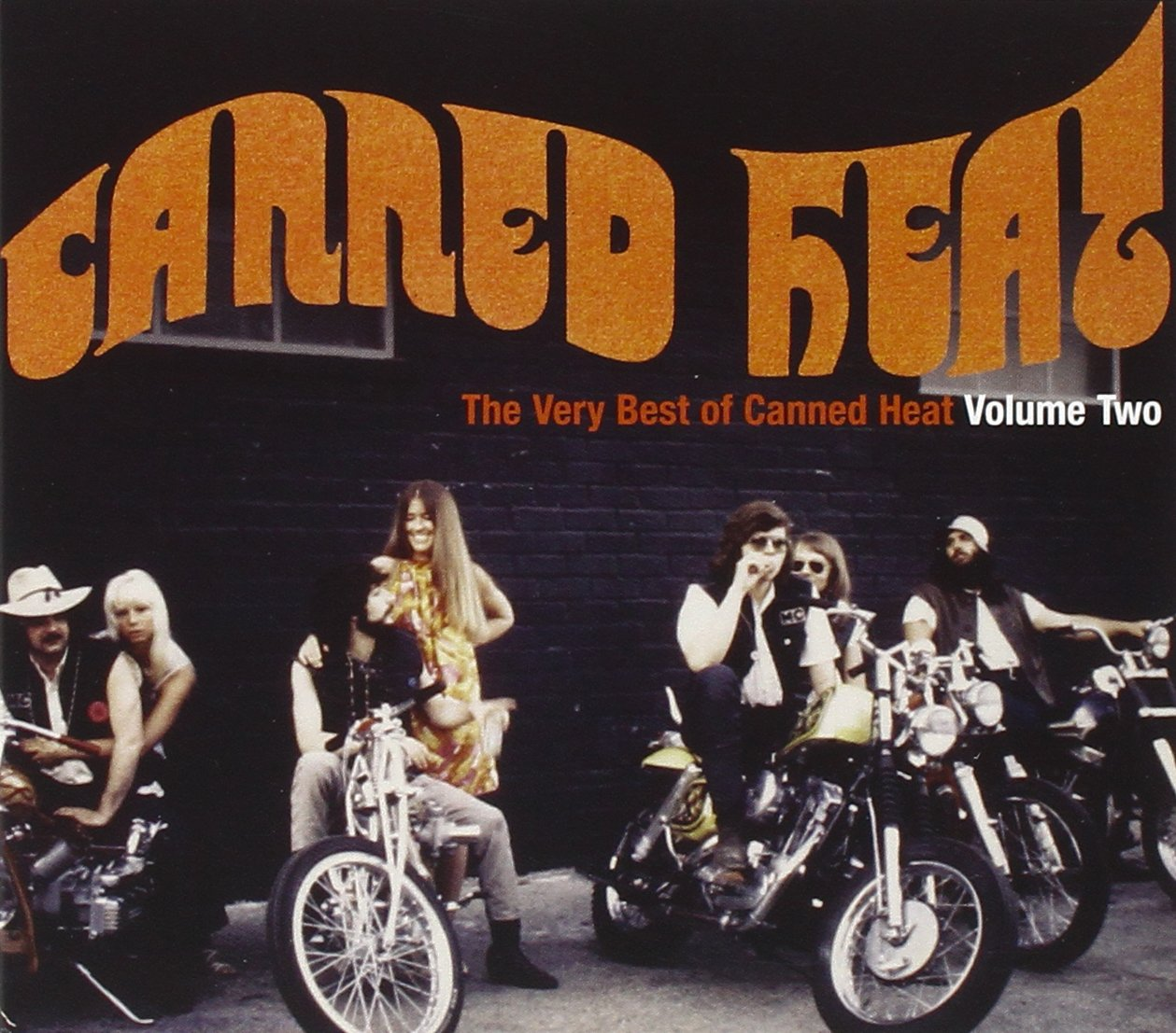CD : Canned Heat - Very Best Of Canned Heat 2 (Digipack Packaging)