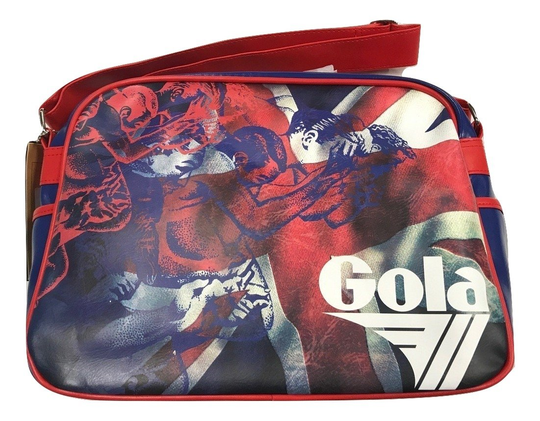 44fadd92db Redford Brittania Runners Shoulder Airline Messenger Bag Royal Blue Red  White by Gola  Amazon.in  Bags