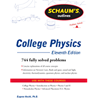 Schaum's Outline of College Physics, 11th Edition (Schaum's Outlines) (English Edition)
