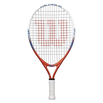 Wilson US Open Junior Tennis Racquet Tennis Racquets at amazon