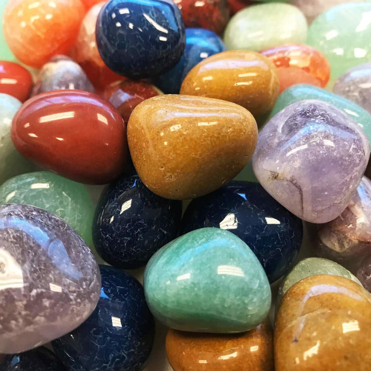 Amethyst WholesaleGemShop Amethyst Crystal Pendulum Stone Healing Quartz 12 Facet Reiki Charged Bead End Free Pouch