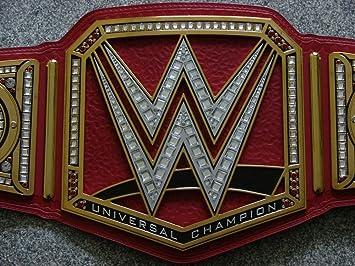 86bfa9480a8d5 Gürtel WWE Universal Championship Titel Commemorative Aktuell Erwachsenen  Größe TV Authentic