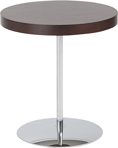 Euro Style Raymond Wood Top Height Adjustable Table