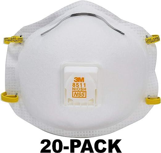 3m n95 8511 mask