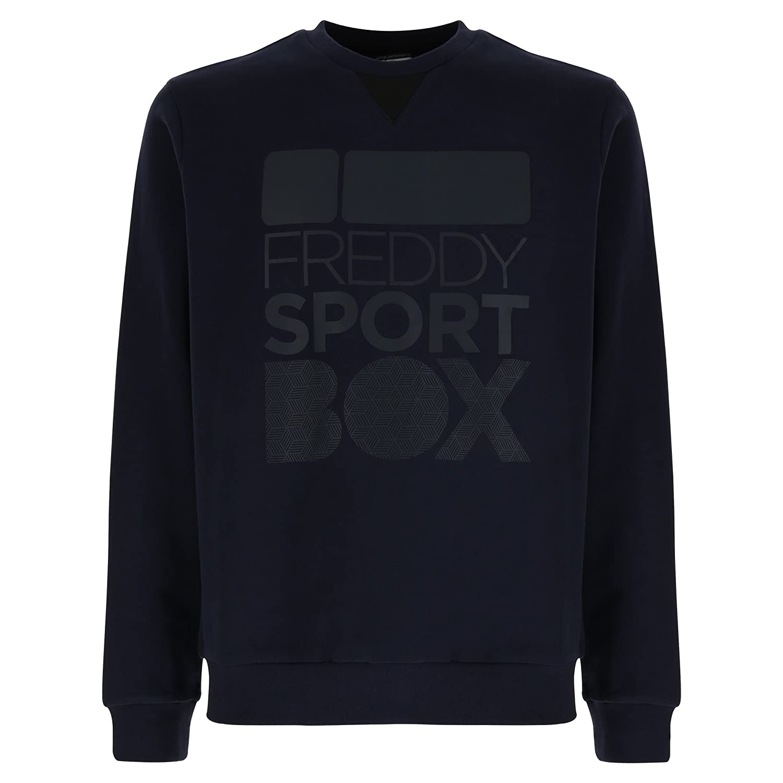 TALLA L. Freddy suéter para Hombre