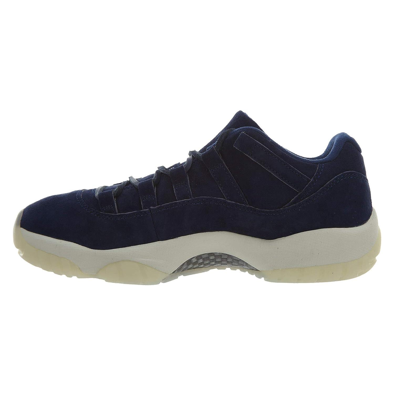 d1b9230942a Amazon.com | NIKE Air Jordan 11 XI Low Derek Jeter Re2pect Respect 2018  AV2187-441 US Size 9 | Basketball