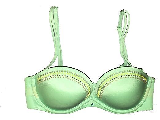 Victorias Secret Sujetador básico - para mujer verde verde