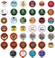 Coffee Variety Sampler Pack for Keurig K-Cup Brewers,  40 Count (selection may vary  )