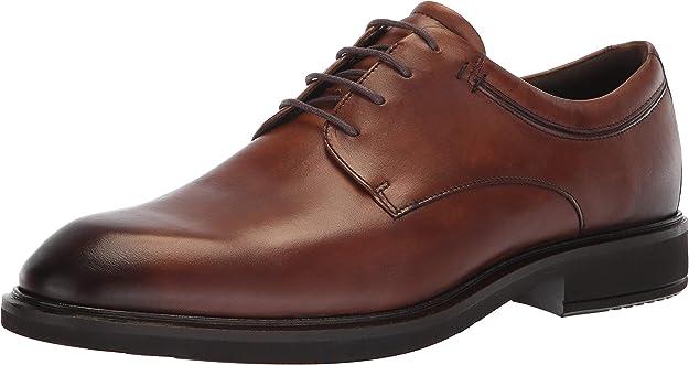 TALLA 43/44 EU. ECCO Vitrus II, Zapatos de Cordones Derby Hombre