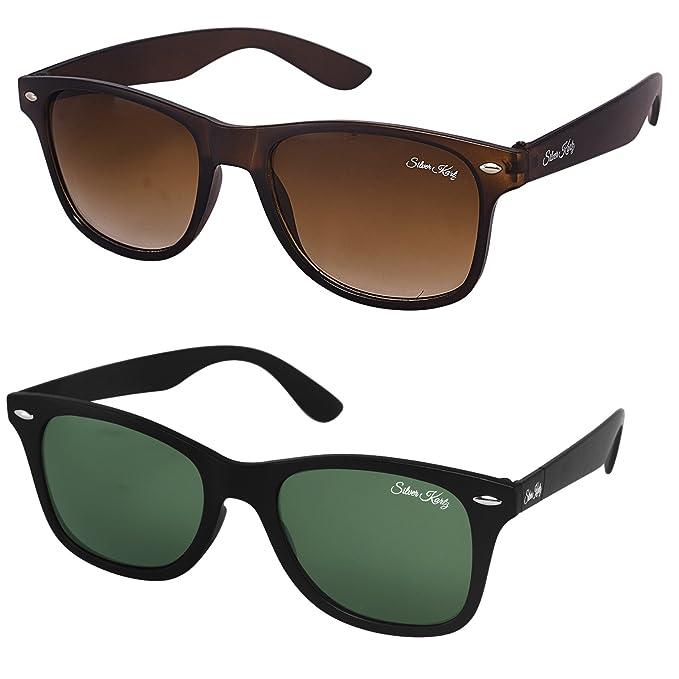 55c34da9266 Silver Kartz Premium look exclusive sunglasses combo collection cm205   Amazon.in  Clothing   Accessories