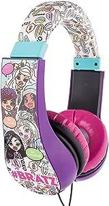 Bratz HP2-04034-KHL Kid Friendly Headphones