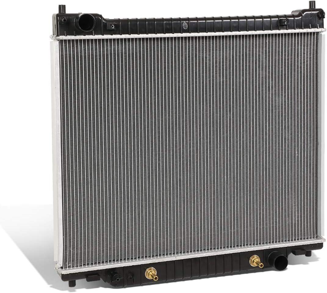 E350 E450 04-18 5.4L AT 2977 OE Style Aluminum Core Cooling Radiator Replacement for Ford E150 E250 Econoline 04-14
