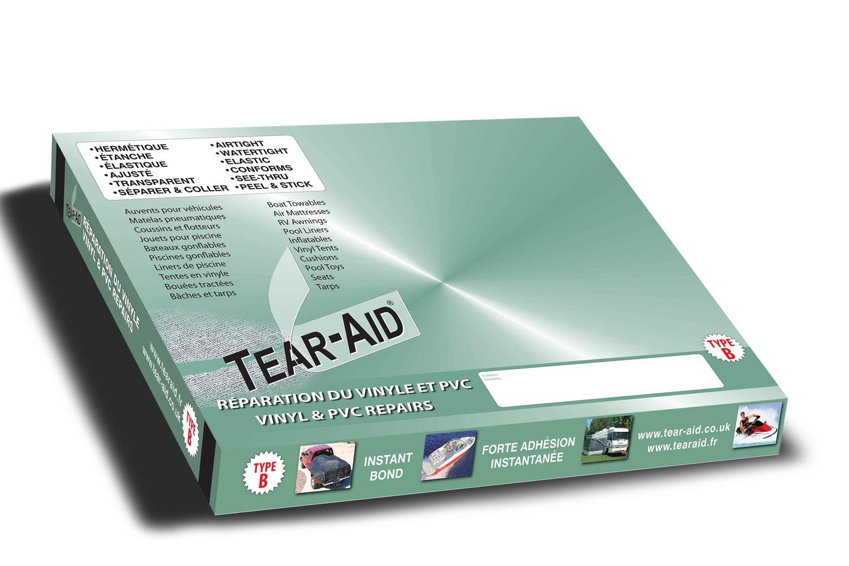 Tear-Aid ® Type B - Banda de 15 cm x 30 cm para la ...