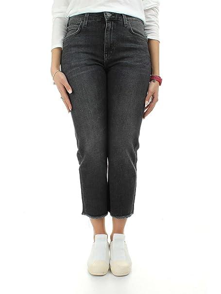 Lee L547RGQI Pantalones Vaqueros Mujer Negro 31: Amazon.es ...