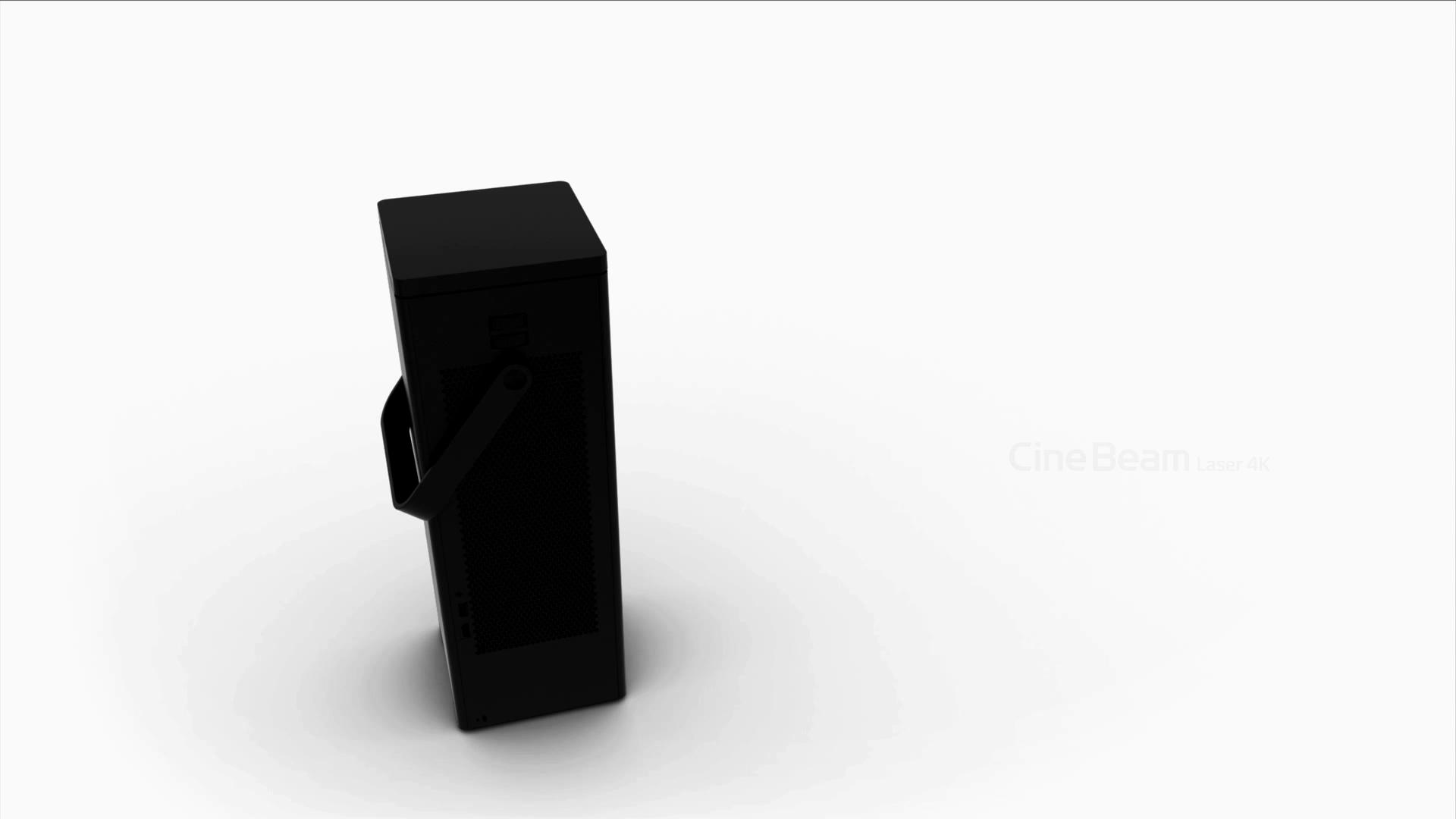 LG CineBeam HU80KS - Proyector 4K UHD con SmartTV webOS 3.5 (3840 ...