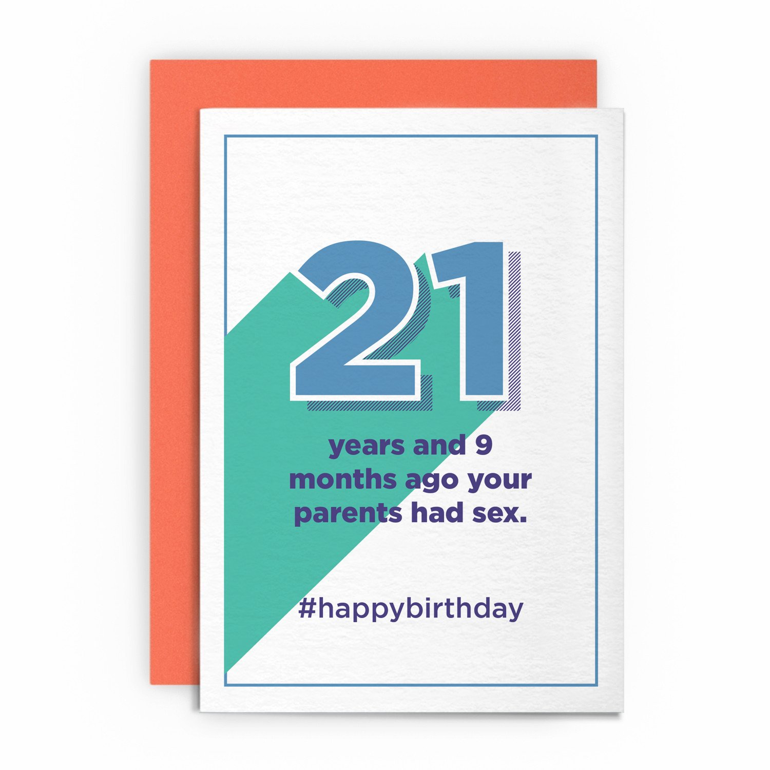 Offensive Crude Insult Cu*t Birthday Card Best Friend Funny Banter