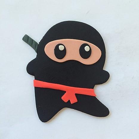 Amazon.com: Ninja 100 Cookie Cutter Set (4 inches): Kitchen ...