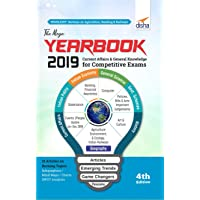 The Mega Year Book 2019 - Current Affairs & General Knowledge for Competitive Exams