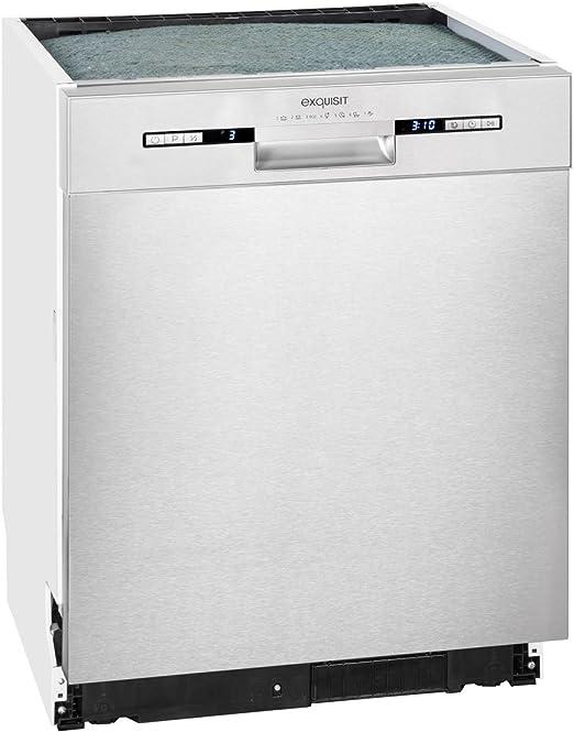 Exquisit EGSP 6225 lavavajilla Semi-incorporado 12 cubiertos A++ ...
