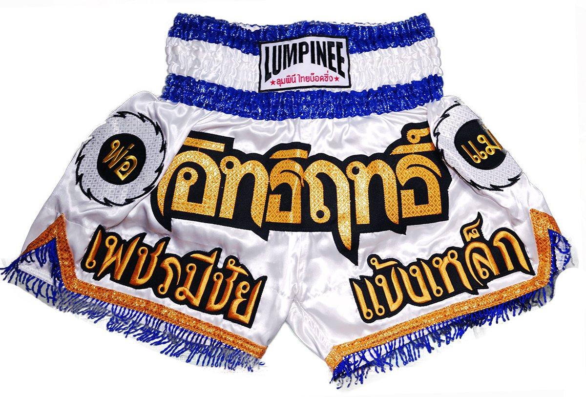Lumpinee Muay Thai Kick Boxen Shorts : LUM-003
