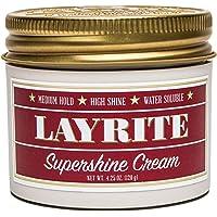 Layrite Supershine Cream, 4.25 oz.