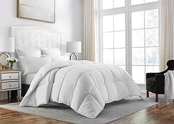 Sleep Restoration Down Alternative Comforter 1400 Series - Best Hotel Quality Hypoallergenic Duvet Insert Bedding -
