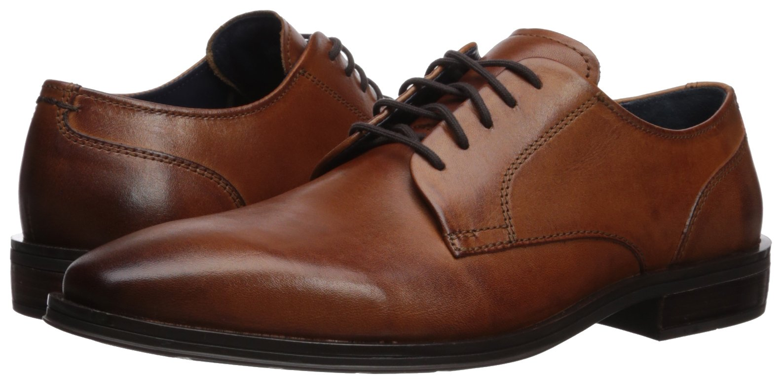 Cole Haan Men's Dawes Grand Plain Toe Oxford, British Tan, 11 Medium US by Cole Haan (Image #5)