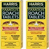 P. F. Harris Mfg. Harris Roach Tablets 6oz (2/Pack)