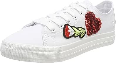 Tamaris 23633, Zapatillas para Mujer: Amazon.es: Zapatos y complementos