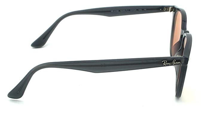 29e52ed1721 Amazon.com  Ray-Ban RB4258 New Style Unisex Sunglasses (Opal Grey Lens  Orange mirror Lens 62307J