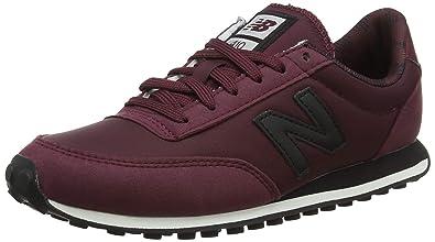 burgundy new balance trainers
