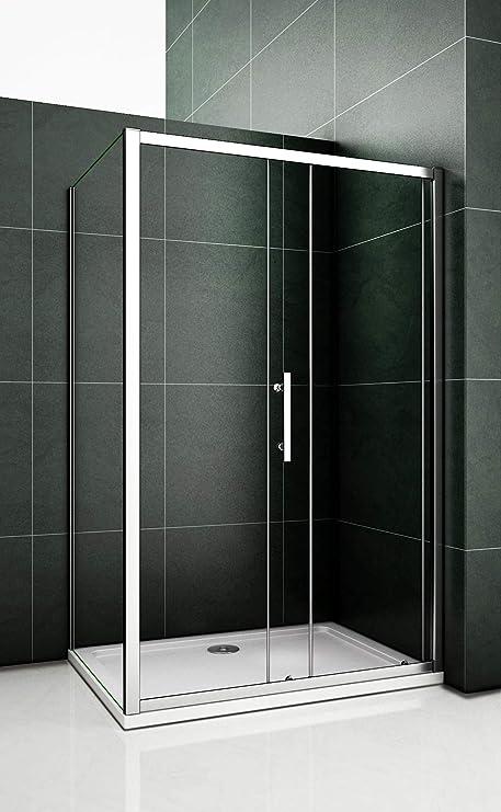 Cabina de ducha, puerta corredera, puerta abatible, puerta ...