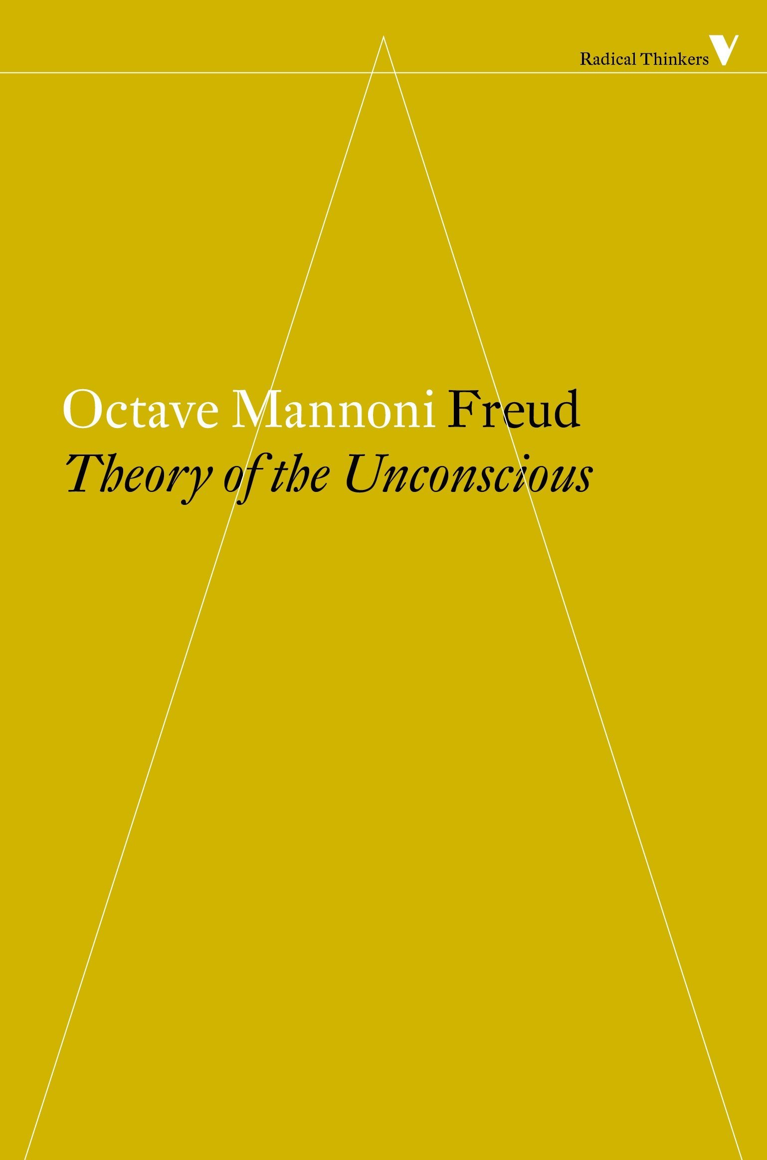 Freud: The Theory of the Unconscious (Radical Thinkers) ebook