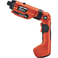 Black & Decker PD600 PivotPlus 6-Volt NiCad Cordless Screwdriver with Articulating Head