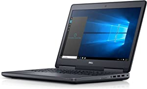 Dell Precision M7510 WorkStation, 15.6inch FHD IPS TouchScreen, Intel Core i7-6920HQ, 32 GB DDR4, 512 GB SSD, Nvidia Quadro M2000M, Windows 10 Pro (Renewed)