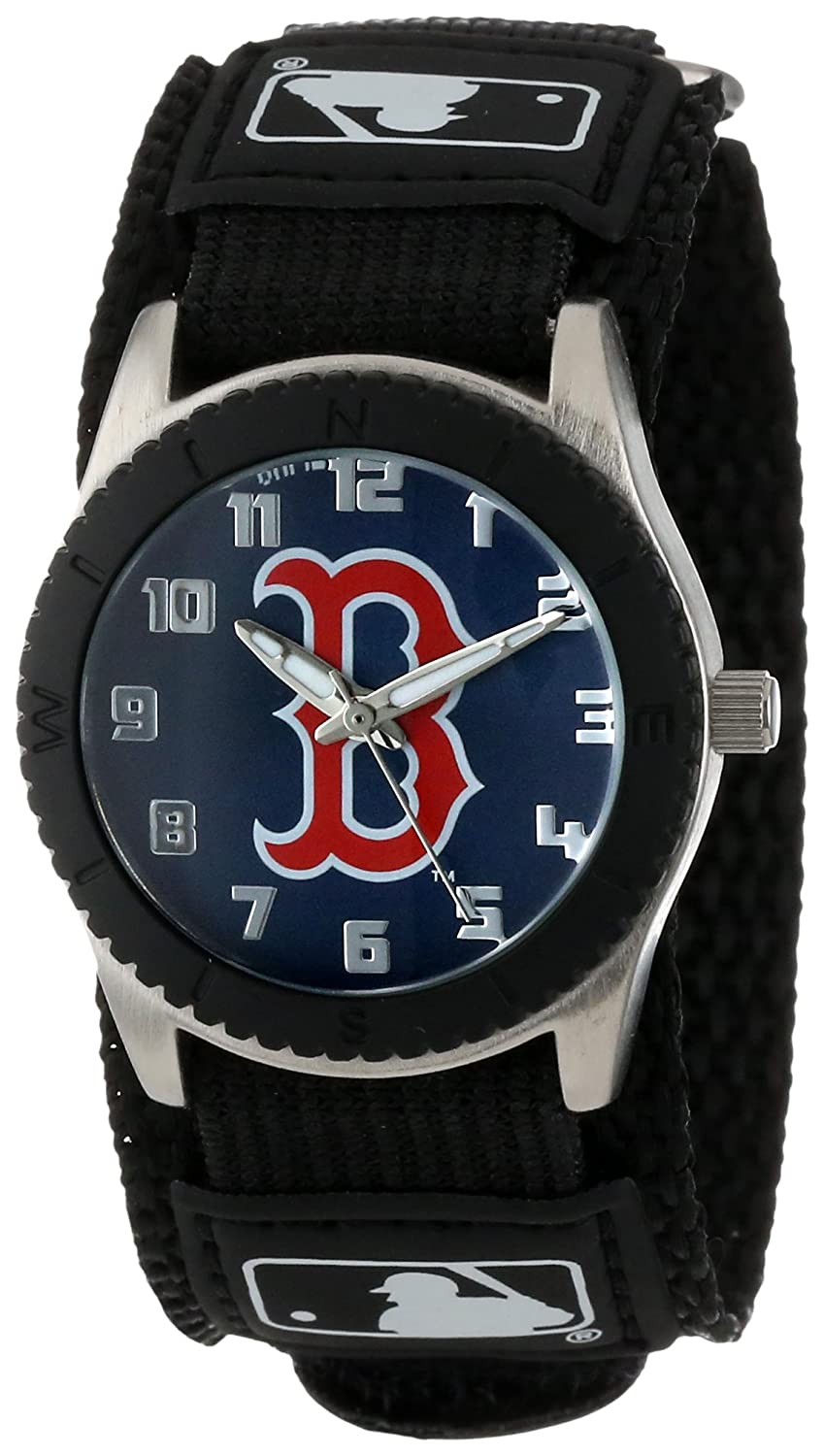 Game Time Unisex MLB ROB BOS Rookie Black Watch Boston Red Sox