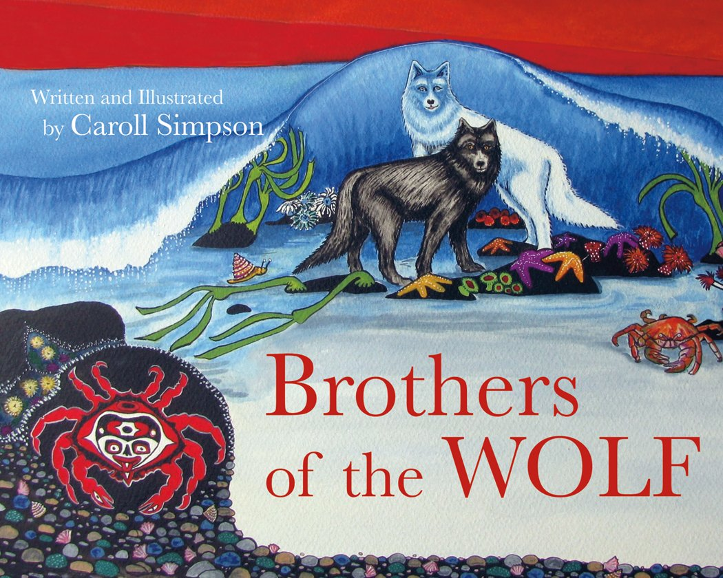 Download Brothers of the Wolf (Coastal Spirit Tales) pdf