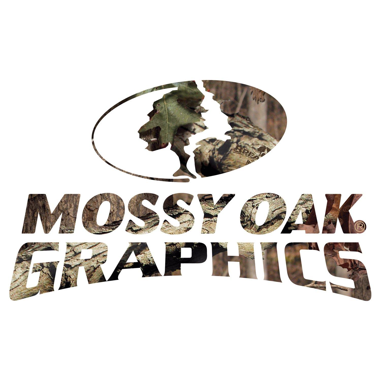Mossy Oak Graphics 13007-BI-L Break-Up Infinity 14.25 x 9 Camo Logo Decal