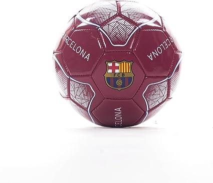 FC Barcelona Prism Supporter Mini Fútbol balón de fútbol Granate ...