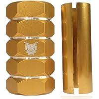 Team Dogz tuerca de gran tamaño abrazadera–oro
